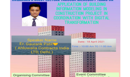 Application of Building Information Modelling