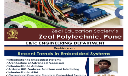 Recent Trends in Embedded System